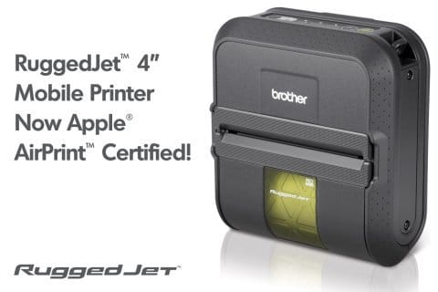 Brother Rugged Jet 4